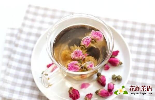 玫瑰乌梅茶 常喝面色红润气色好