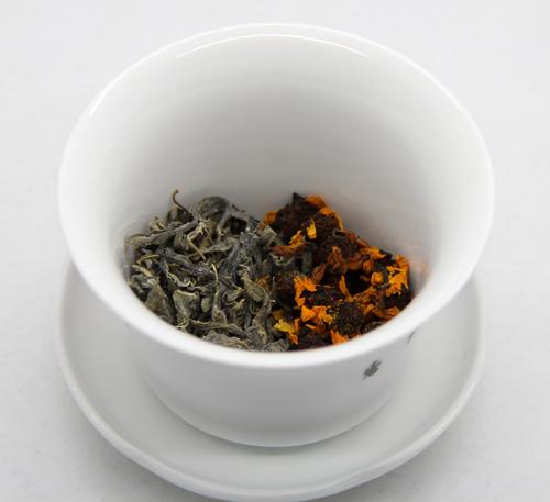 罗布麻茶与昆仑雪菊